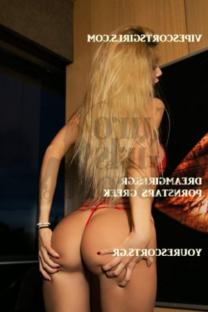 Ollivia escort girl