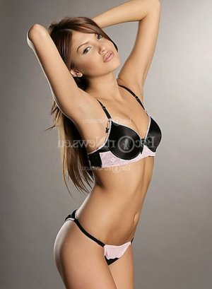 Meryame erotic massage in Chantilly, escort girl